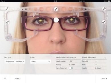 Hetkega kõik paigalduse, prilliklaasi ja prilliraami andmed.