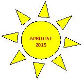 Aprillist